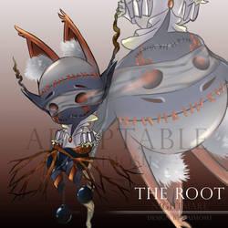 Taimosu 5 Adoptable : The Root - Nightmare Demon