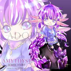 Taimosu 8 Adoptble : Amythyst
