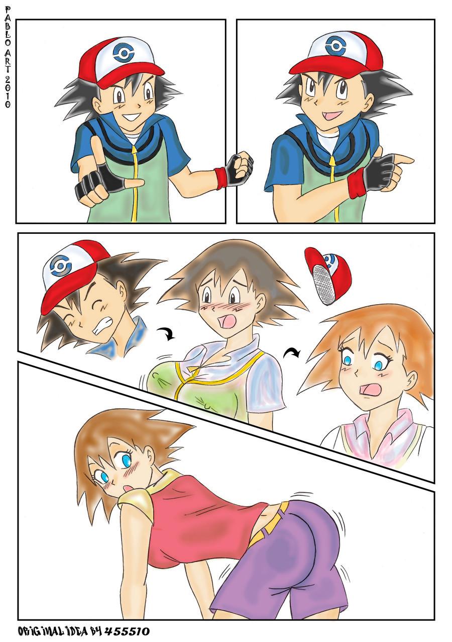 Ash into Tea Pt. 1 Colored
