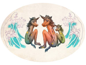 Unicorn Daughters