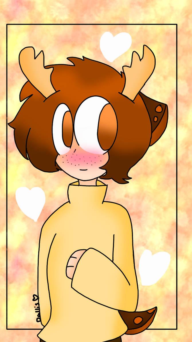 The baby deer boi UwU