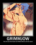 Bloody Grimmjow
