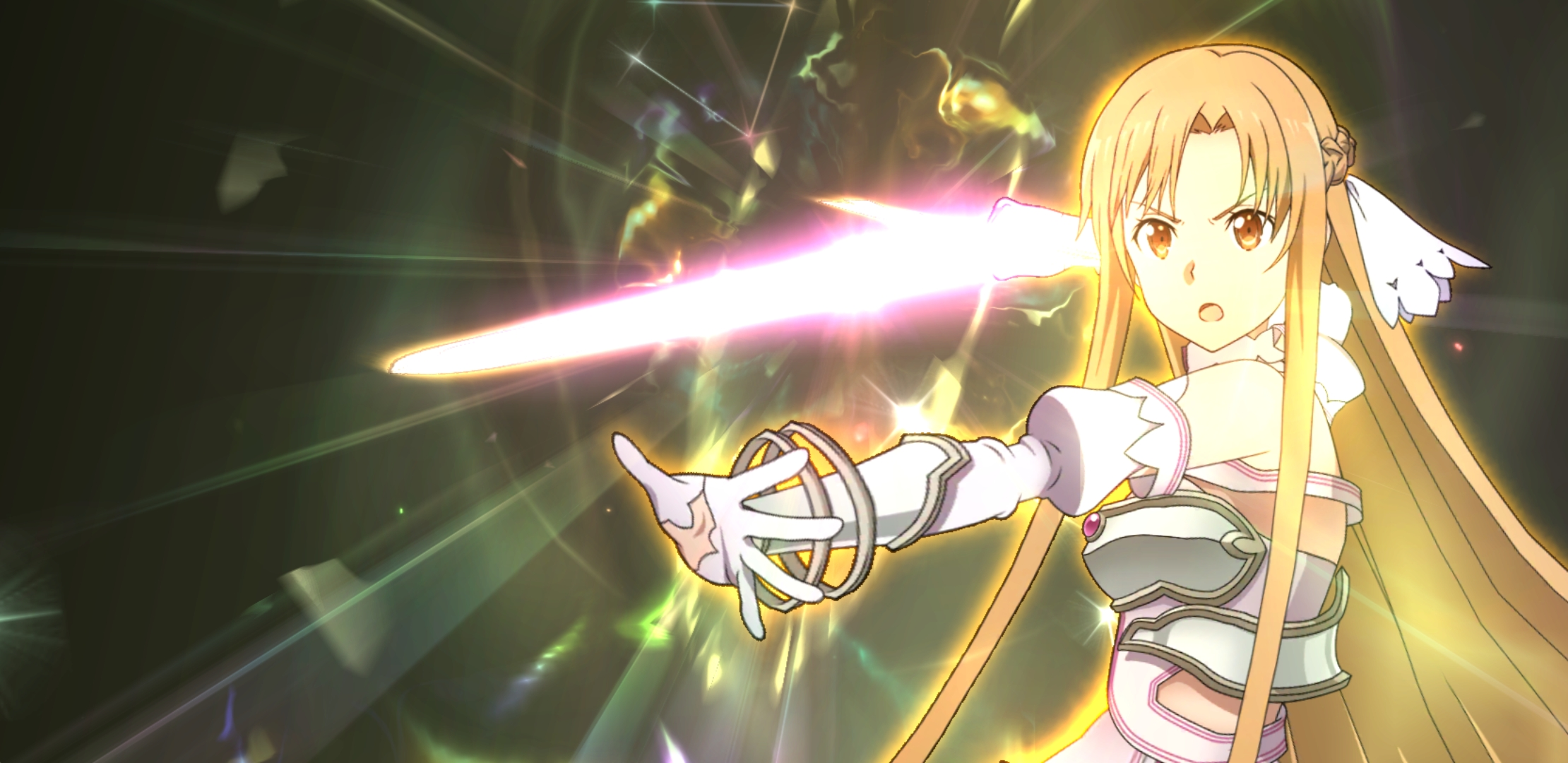 Sao Ars Asuna Stacia Screenshot By Dawnnolight On Deviantart