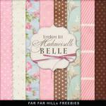 Cover Mademoiselle Bell