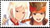 Stamp [Goenji Shuuya x Endou Mamoru - IE] by H-k31
