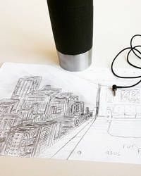 Sketch at work