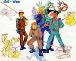 The Real Ghostbusters (1989)