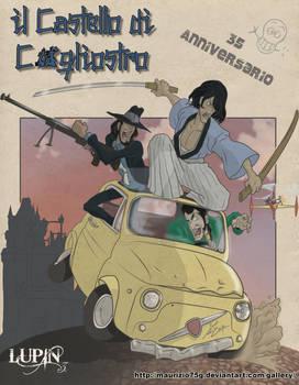 Lupin the 3rd - il castello di Cagliostro 35'