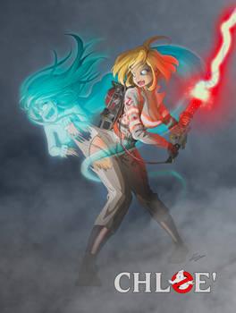 Ghostbusters Chloe