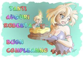 Roberta birthday