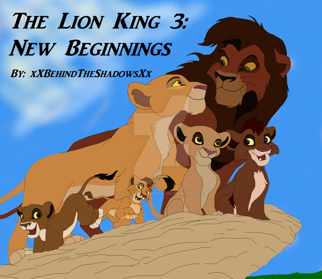 TLK 3: New Beginnings Title Page by HalesPookieBear on ...