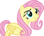 Fluttershy Concentrating