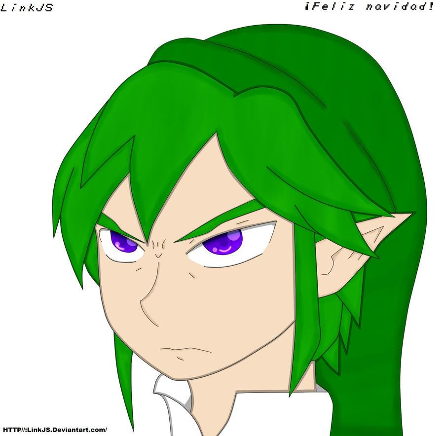 The Legend Of Zelda: Link by LinkJS