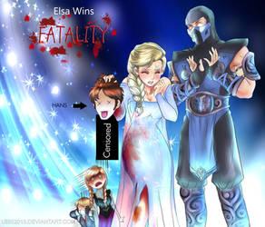 Elsa Wins!