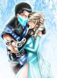 Sub-Zero and Elsa X
