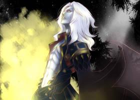 Alucard - Lord of Shadow by uekiOdiny