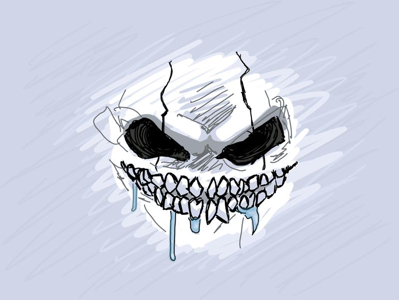 Evil Smile by SIGMARK on DeviantArt