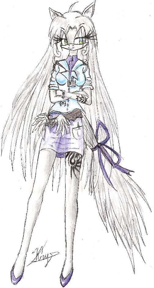 Kurysou's gallery o3o Evangeline_the_Horse_by_OceanaHedgehog