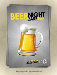 Beer Night by yovandesign
