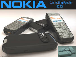 Nokia 6230i by neilgrocock
