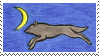 [stamp] The Night by PizzaFisch