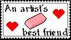 An Artist's Best Friend by lordsesshomarusgf