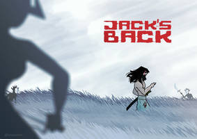 Jack's Back by Queack
