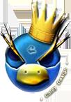 Coldy - Auk' Mascot by coldy-fubuky
