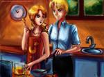 Haruka and Zoisite by LordMars