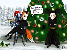 First Order New Year! by LordMars