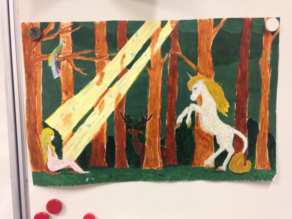 Art project FINISHT!! by Romyislief