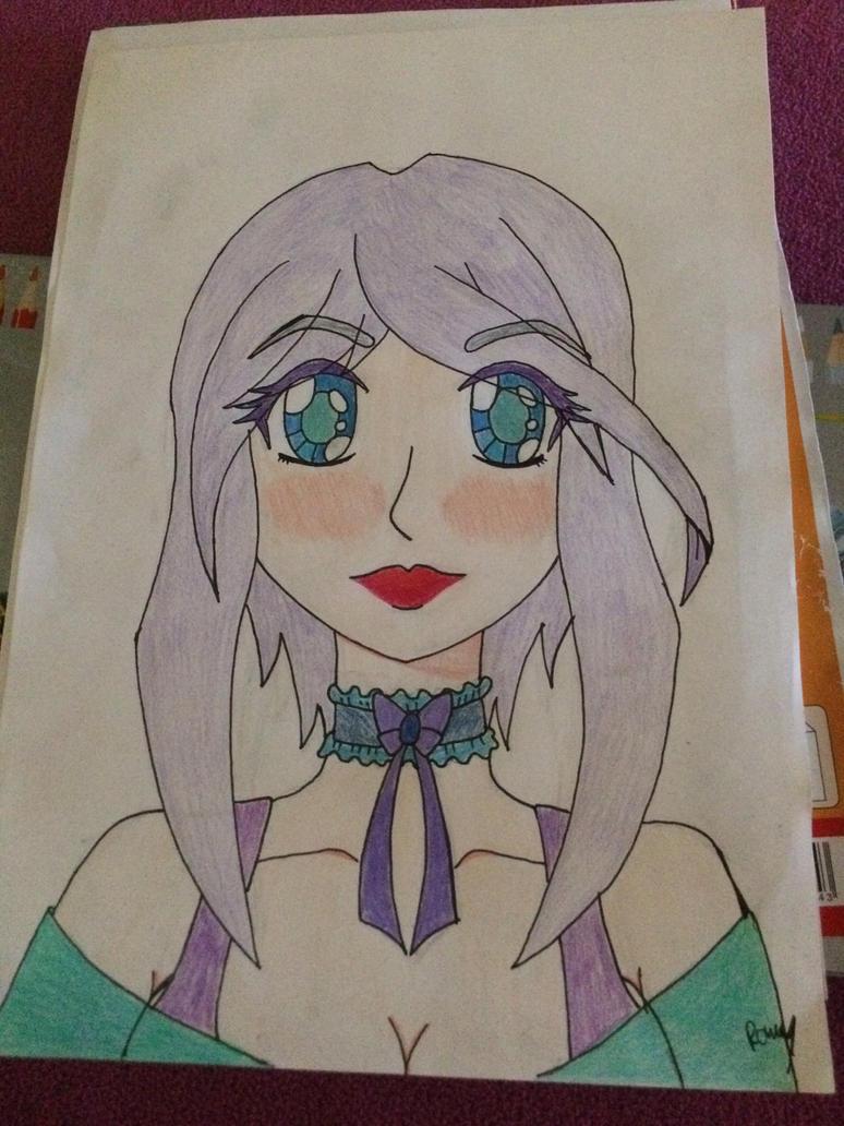 Violet by Romyislief