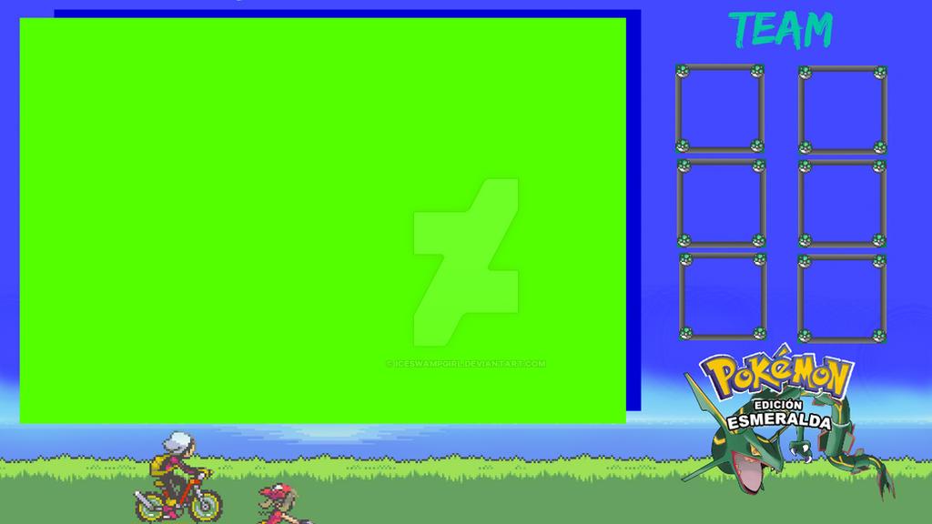 layout pokemon esmeralda by iceswampgirl on DeviantArt
