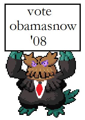 obamasnow by blackout501st