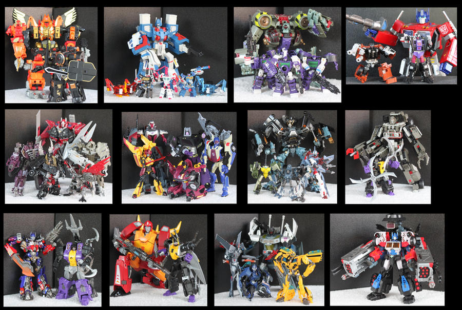 my year in transformers for 2011 by blackout501st
