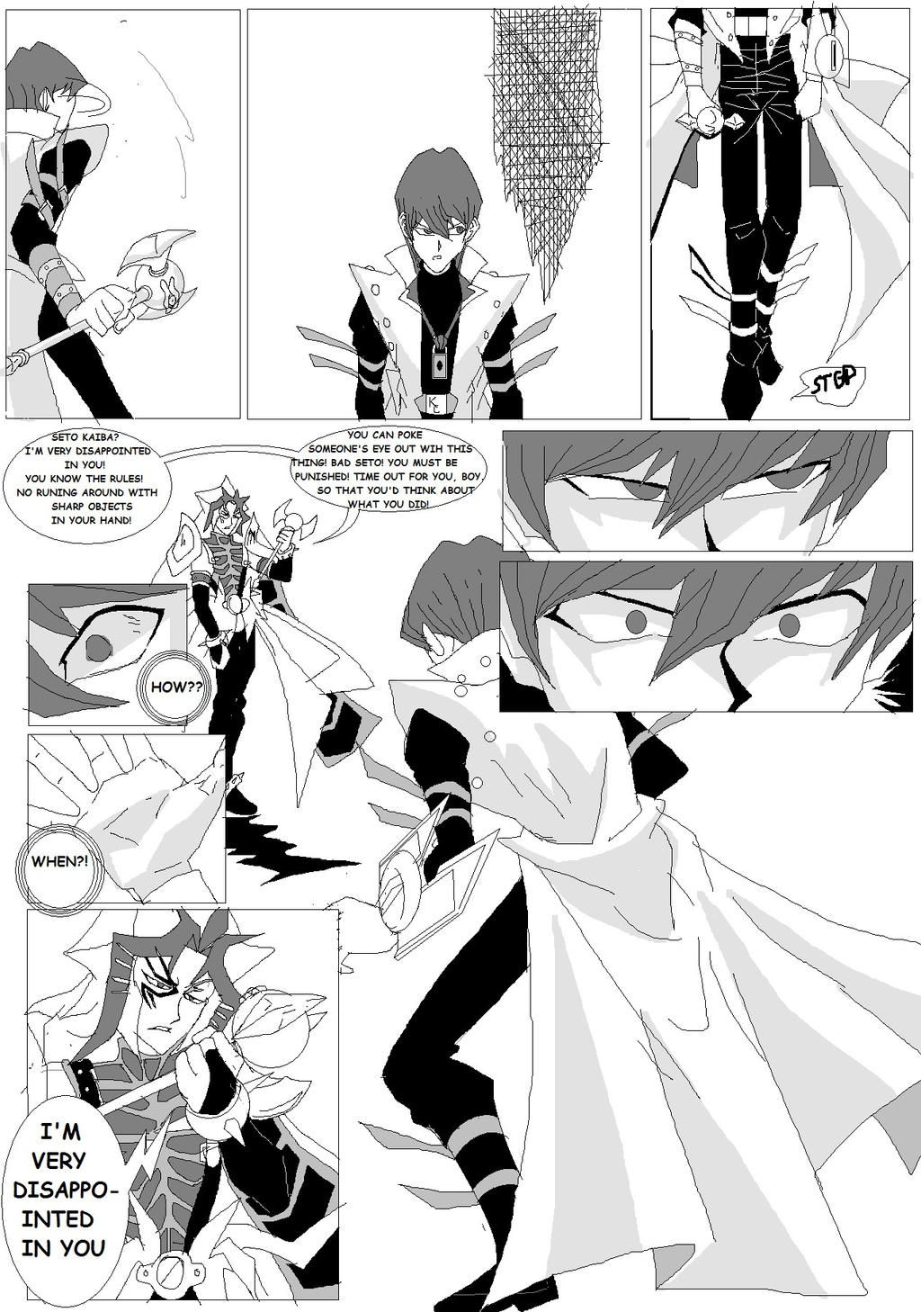 Yu-Gi-Oh! bonds beyond time II Chapter three: tale of seto Chapter_3_page_1_by_mrawesome45-d738rwx