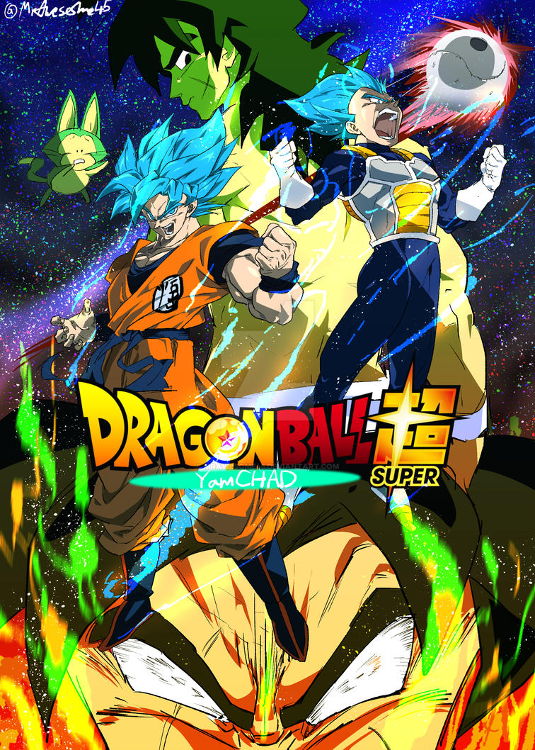 Dragonball Super Movie Yamcha S Revenge By Mrawesome45 On Deviantart
