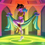Dancing Avila