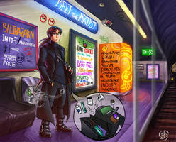 Meet the Artist by Cenomancer