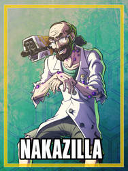 Professor Nakayama by Cenomancer