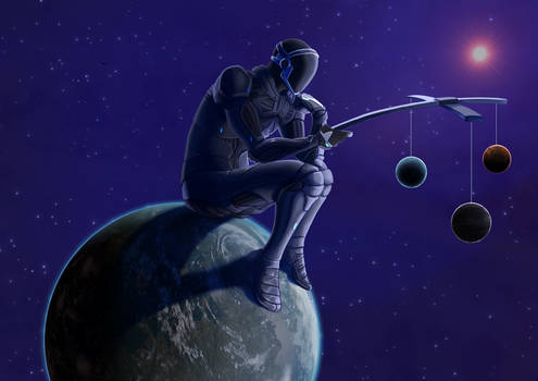 Pilot and planets