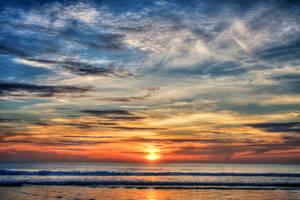 Daytona Sunrise by manoverboard987