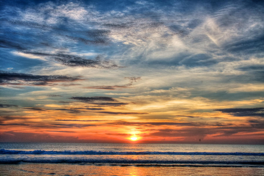 Daytona Sunrise by manoverboard987