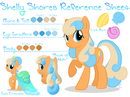 Shelly Shores Reference Sheet by equinepalette