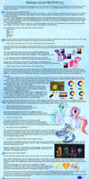 Tutorial: Creating a 'Good' MLP:FiM OC