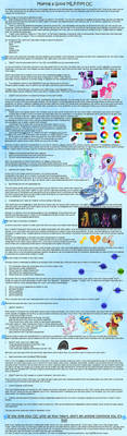 Tutorial: Creating a 'Good' MLP:FiM OC by equinepalette