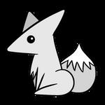 F2U: Chibi Fox Base/Lineart