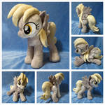 Derpy Hooves Plushie (Open Wing)