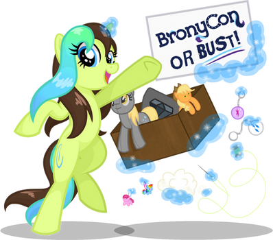 Equine Palette is Going to BronyCon 2016!