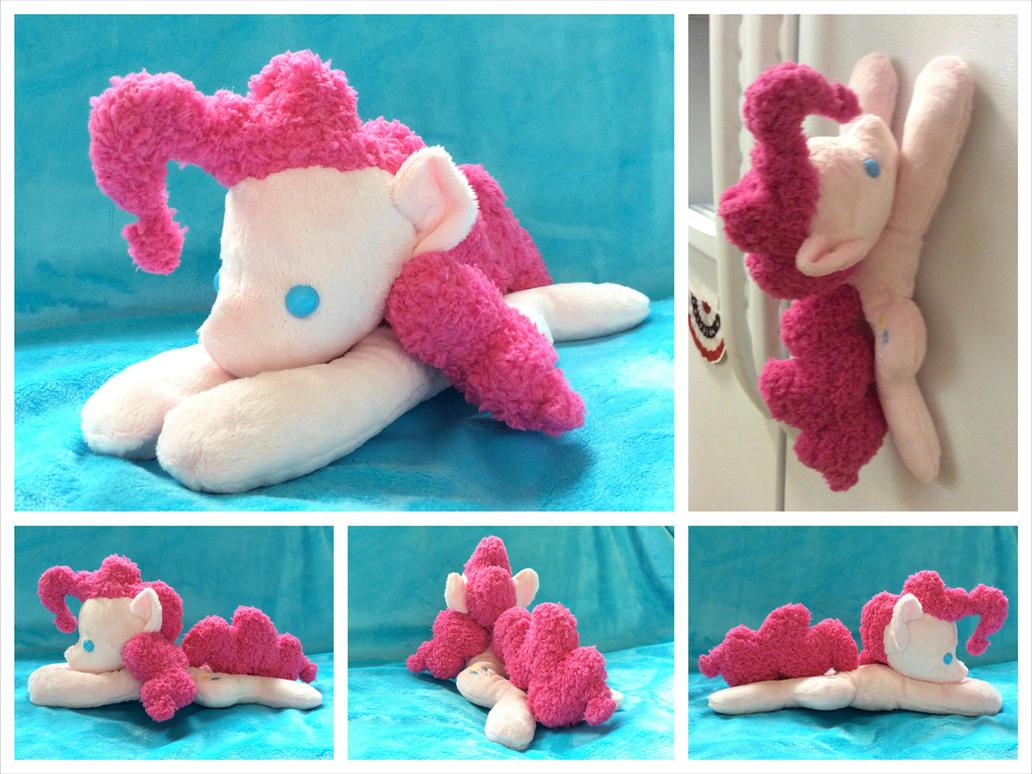 Pinkie Pie Beanie - Simple by equinepalette